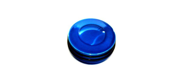 All Sales Interior Dash Knobs (4wd knob)- O-ring Blue - AMI - Dropship Direct Wholesale