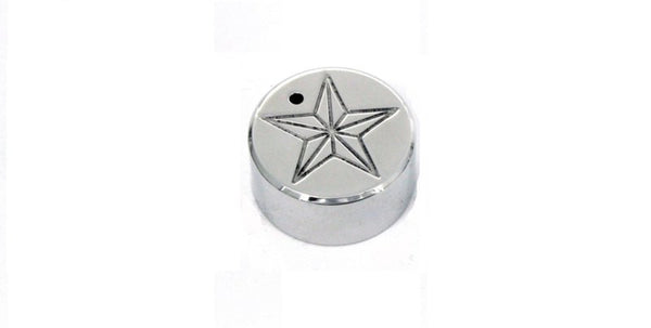 All Sales Interior Dash Knobs (4wd knob)- Star Polished - AMI - Dropship Direct Wholesale