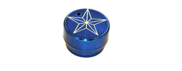 All Sales Interior Dash Knobs (4wd knob)- Star Blue - AMI - Dropship Direct Wholesale