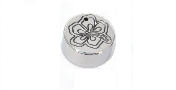 All Sales Interior Dash Knobs (4wd knob only)- Hibiscus Polished - AMI - Dropship Direct Wholesale