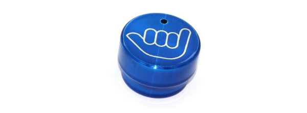 All Sales Interior Dash Knobs (4wd knob only)- Hang Loose Blue - AMI - Dropship Direct Wholesale