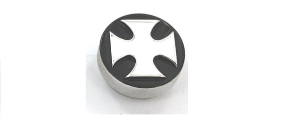 All Sales Interior Dash Knobs (4wd knob only)- Iron Cross Black - AMI - Dropship Direct Wholesale