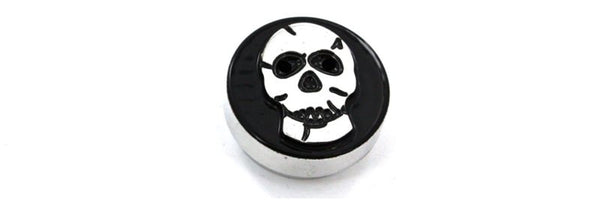 All Sales Interior Dash Knobs (4wd knob only)- Skull Black - AMI - Dropship Direct Wholesale