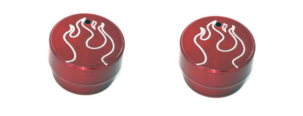 All Sales Head Light Knob (1 Knob)- Flame Red - AMI - Dropship Direct Wholesale