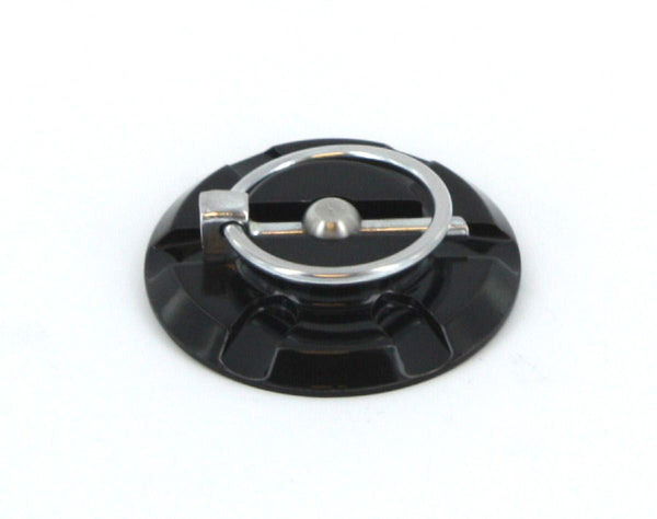 All Sales Hood Pins- Striker Style Black Powdercoat - AMI - Dropship Direct Wholesale