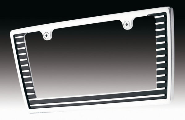 All Sales Tapered Edge Grille syle Frame- Polished - AMI - Dropship Direct Wholesale