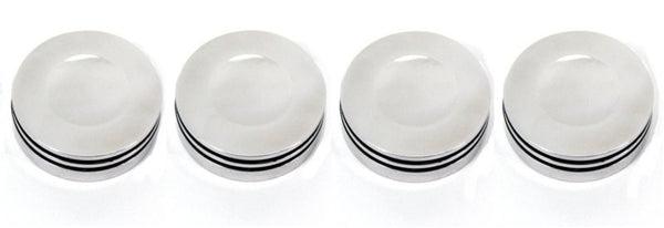 All Sales Interior Dash Knobs (set of 4) AC+4wd knob- O-ring Polished - AMI - Dropship Direct Wholesale