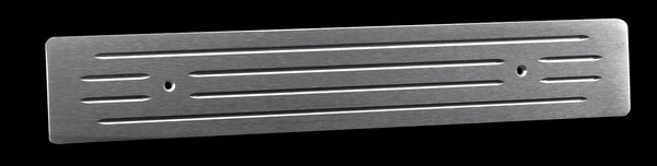 All Sales Rear Sill Plate Ball-Milled-Brushed - AMI - Dropship Direct Wholesale