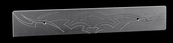 All Sales Rear Sill Plate Tribal-Brushed - AMI - Dropship Direct Wholesale