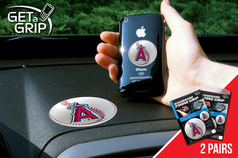 Los Angeles Angels Get a Grip 2 Pack - FANMATS - Dropship Direct Wholesale