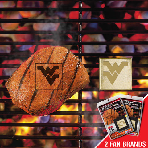 West Virginia University Fanbrand 2 Pack - FANMATS - Dropship Direct Wholesale