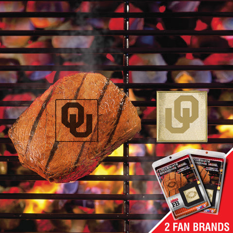 University of Oklahoma Fanbrand 2 Pack - FANMATS - Dropship Direct Wholesale