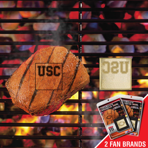 University of Southern California Fanbrand 2 Pack - FANMATS - Dropship Direct Wholesale