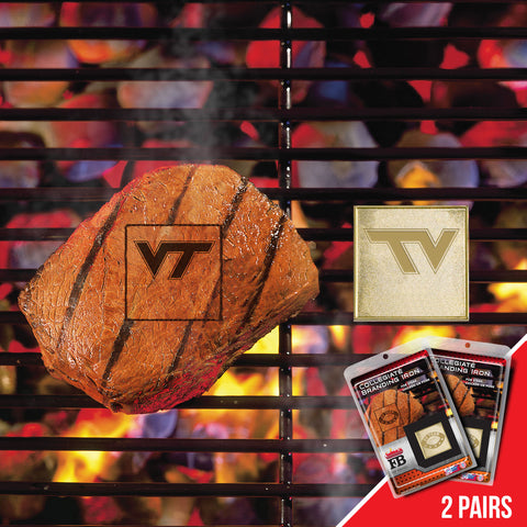Virginia Tech Fanbrand 2 Pack - FANMATS - Dropship Direct Wholesale