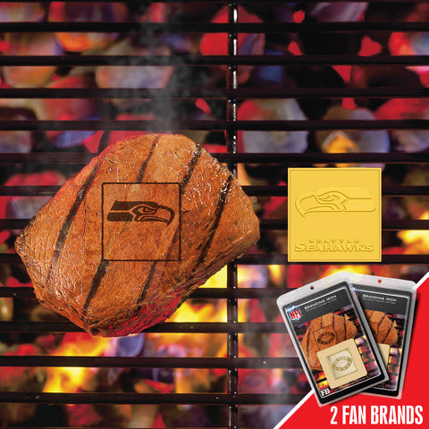 Seattle Seahawks Fanbrand 2 Pack - FANMATS - Dropship Direct Wholesale