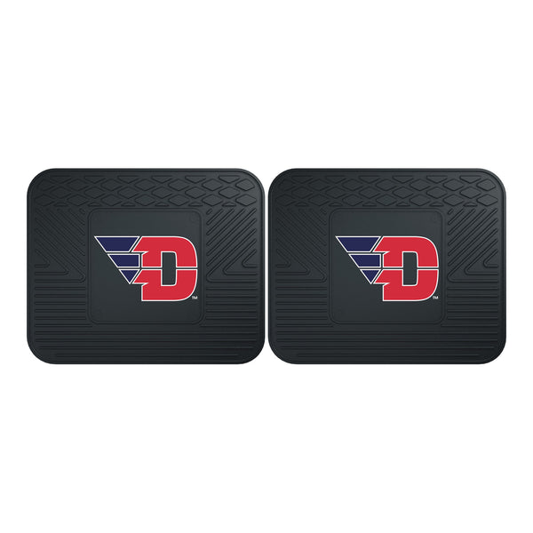 University of Dayton Backseat Utility Mats 2 Pack 14x17 - FANMATS - Dropship Direct Wholesale