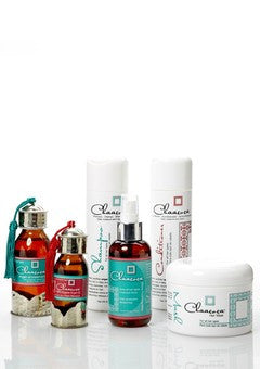 Chaacoca Argan Oil Complete Luxury Hair Treatment Set