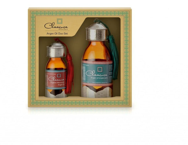 Chaacoca Argan Oil Gift Set - Chaacoca - Dropship Direct Wholesale