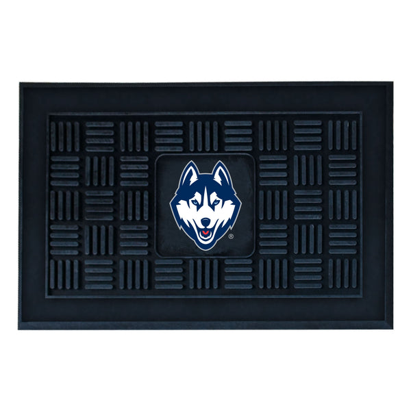 University of Connecticut Medallion Door Mat - FANMATS - Dropship Direct Wholesale
