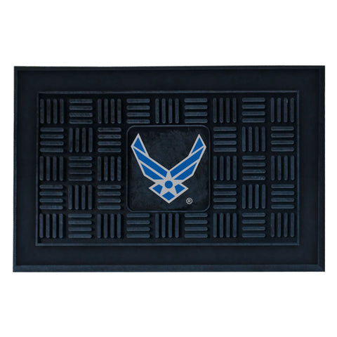 Air Force Licensed Medallion Door Mat - FANMATS - Dropship Direct Wholesale
