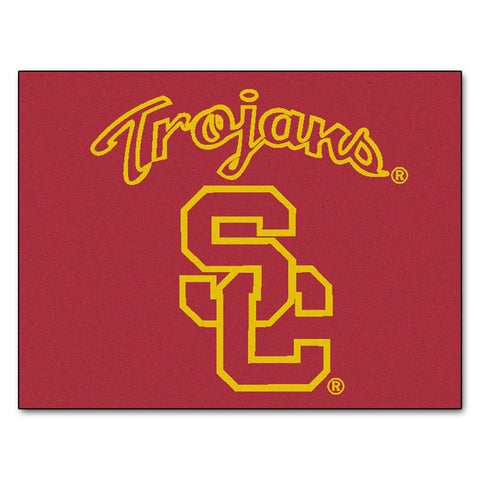 University of Southern California All-Star Mat 33.75x42.5 - FANMATS - Dropship Direct Wholesale