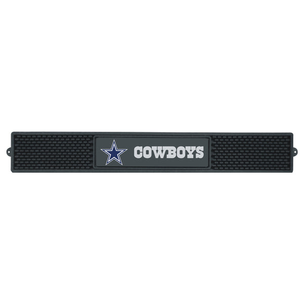 Dallas Cowboys Drink Mat 3.25x24 - FANMATS - Dropship Direct Wholesale