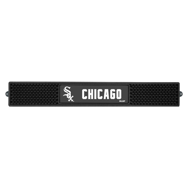 Chicago White Sox Drink Mat 3.25x24 - FANMATS - Dropship Direct Wholesale