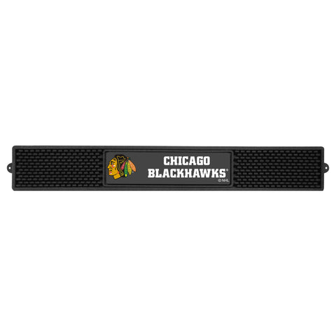 Chicago Blackhawks Drink Mat 3.25x24 - FANMATS - Dropship Direct Wholesale