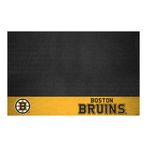 Boston Bruins Grill Mat 26x42 - FANMATS - Dropship Direct Wholesale