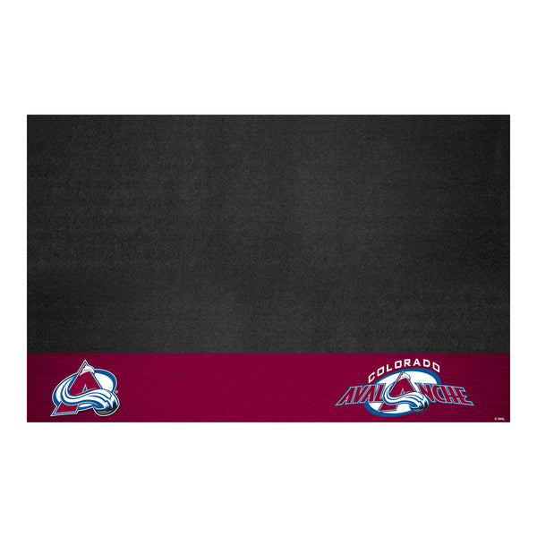 Colorado Avalanche Grill Mat 26x42 - FANMATS - Dropship Direct Wholesale