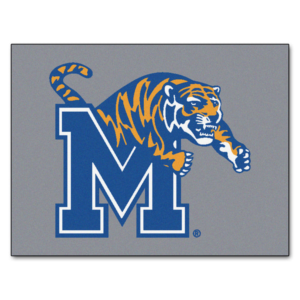 University of Memphis All-Star Mat 33.75x42.5 - FANMATS - Dropship Direct Wholesale