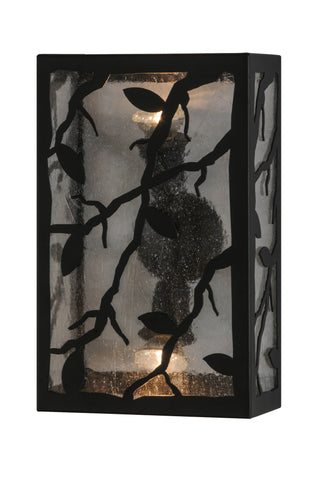 10 Inch W Branches With Leaves Wall Sconce - Meyda - Dropship Direct Wholesale