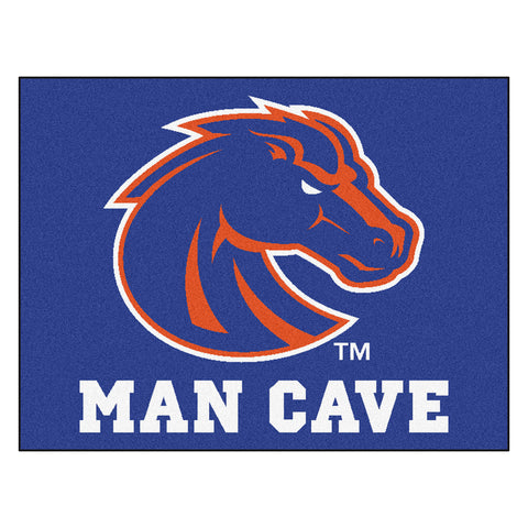 Boise State Man Cave All-Star Mat 33.75x42.5 - FANMATS - Dropship Direct Wholesale