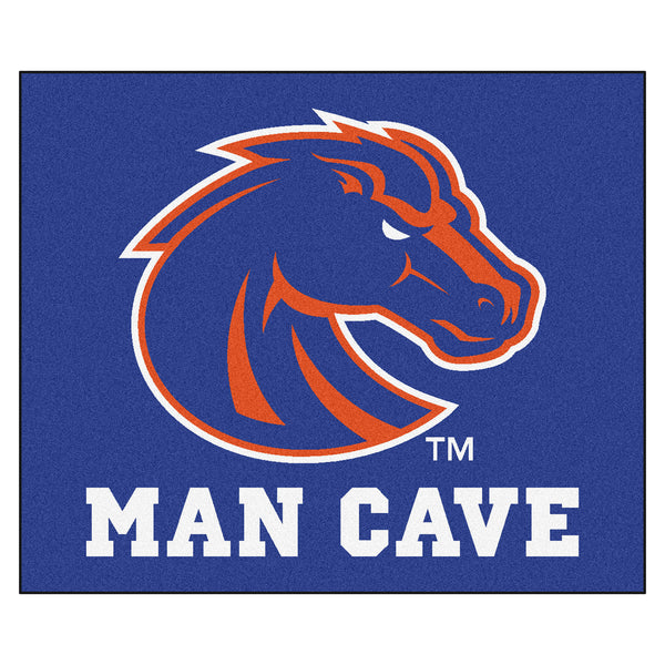 Boise State Man Cave Tailgater Rug 5x6 - FANMATS - Dropship Direct Wholesale