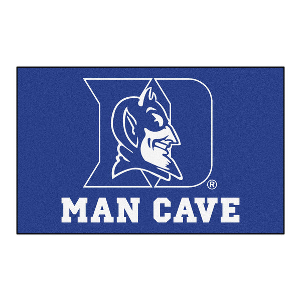 Duke University Man Cave UltiMat Rug 5x8 - FANMATS - Dropship Direct Wholesale