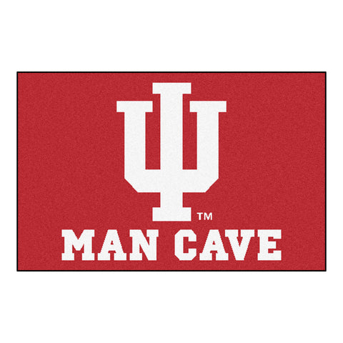Indiana University Man Cave Starter Rug 19x30 - FANMATS - Dropship Direct Wholesale
