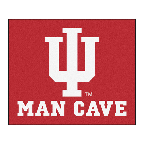Indiana University Man Cave Tailgater Rug 5x6 - FANMATS - Dropship Direct Wholesale