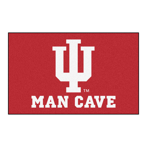 Indiana University Man Cave UltiMat Rug 5x8 - FANMATS - Dropship Direct Wholesale