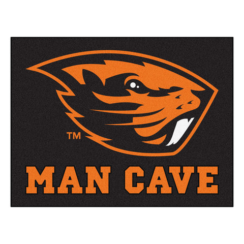 Oregon State Man Cave All-Star Mat 33.75x42.5 - FANMATS - Dropship Direct Wholesale
