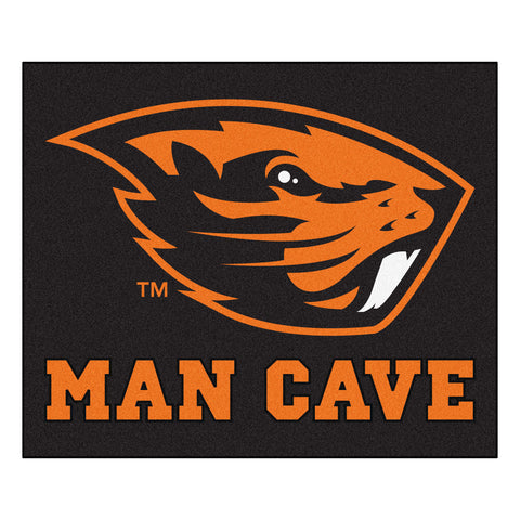Oregon State Man Cave Tailgater Rug 5x6 - FANMATS - Dropship Direct Wholesale