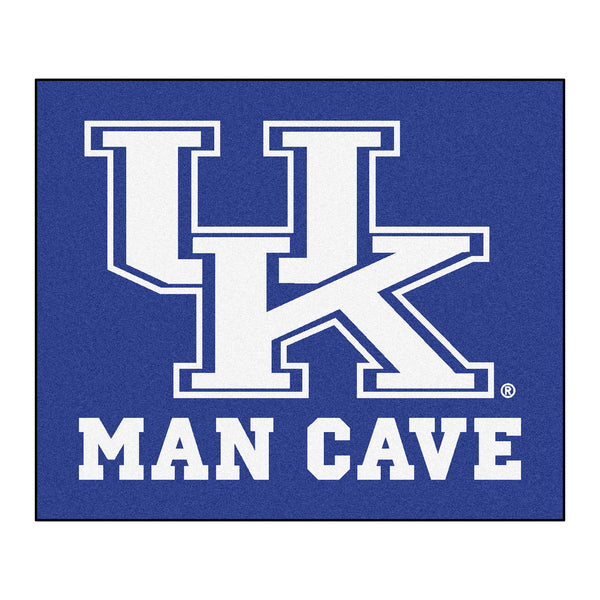University of Kentucky Man Cave Tailgater Rug 5x6 - FANMATS - Dropship Direct Wholesale