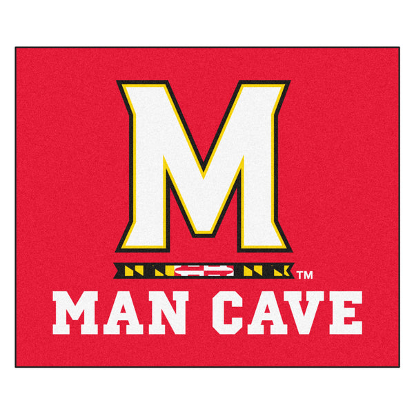 University of Maryland Man Cave Tailgater Rug 5x6 - FANMATS - Dropship Direct Wholesale