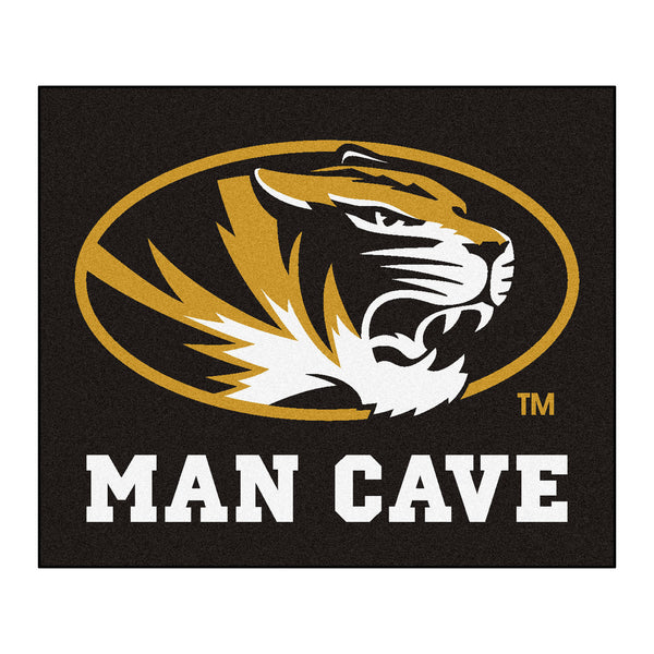 University of Missouri Man Cave Tailgater Rug 5x6 - FANMATS - Dropship Direct Wholesale