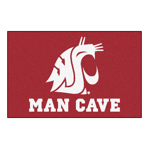 Washington State Man Cave Starter Rug 19x30 - FANMATS - Dropship Direct Wholesale