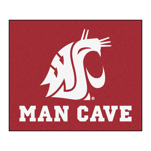 Washington State Man Cave Tailgater Rug 5x6 - FANMATS - Dropship Direct Wholesale