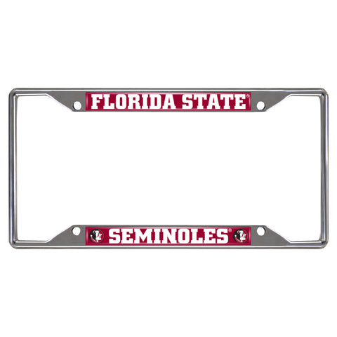 Florida State License Plate Frame 6.25x12.25 - FANMATS - Dropship Direct Wholesale
