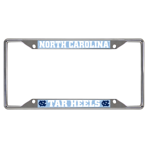 UNC - Chapel Hill License Plate Frame 6.25x12.25 - FANMATS - Dropship Direct Wholesale