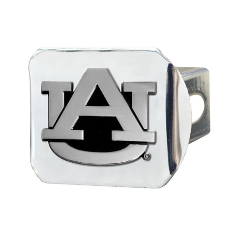 "Auburn University Hitch Cover 4 1/2""x3 3/8"" - FANMATS - Dropship Direct Wholesale"