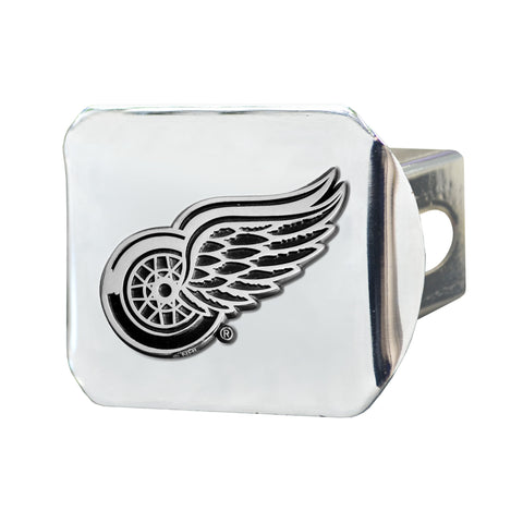 Detroit Red Wings Hitch Cover 4 1/2x3 3/8 - FANMATS - Dropship Direct Wholesale