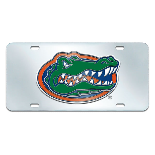 University of Florida License Plate Inlaid 6x12 - FANMATS - Dropship Direct Wholesale